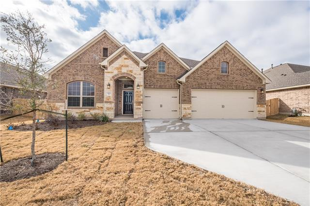 3313 Nighthawk Dive Ln Ln, Pflugerville, TX 78660 (#2883661) :: Watters International