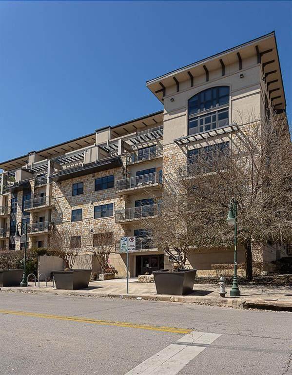 1812 West Ave #209, Austin, TX 78701 (#2897183) :: Watters International