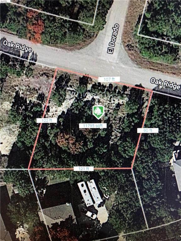 20701 Oak Rdg, Lago Vista, TX 78645 (#2958138) :: Zina & Co. Real Estate