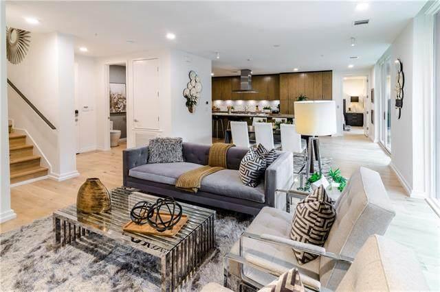 1010 W 10th St #105, Austin, TX 78703 (#2969794) :: Papasan Real Estate Team @ Keller Williams Realty