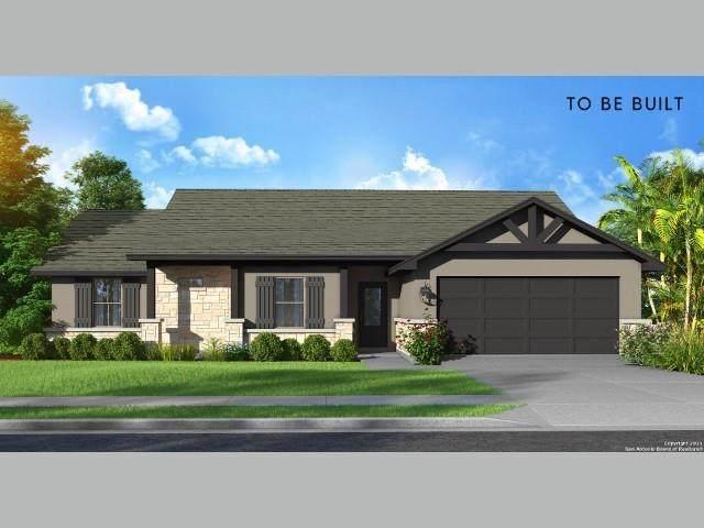 108 Warren Wallace, Blanco, TX 78606 (#2994107) :: Papasan Real Estate Team @ Keller Williams Realty