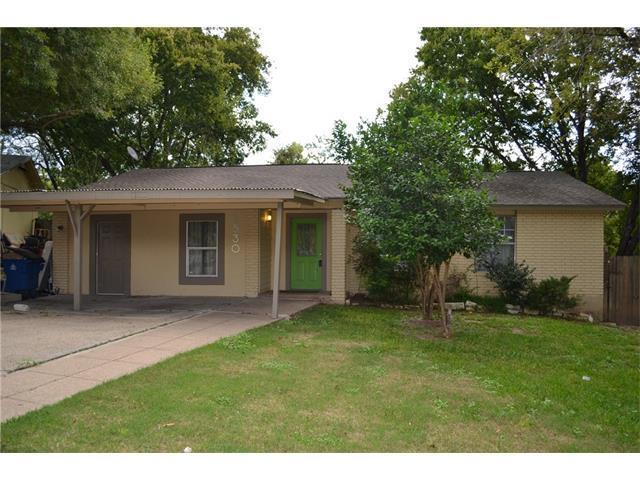 2530 Chaparral Trl, Austin, TX 78744 (#3001678) :: Magnolia Realty