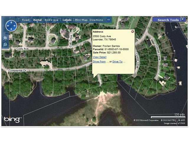 2508 Cody Ave, Lago Vista, TX 78645 (#3012659) :: Forte Properties