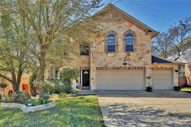 407 Clear Creek Cv, Cedar Park, TX 78613 (#3014391) :: Ben Kinney Real Estate Team