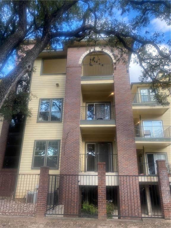 914 W 26th St #108, Austin, TX 78705 (#3015253) :: Zina & Co. Real Estate