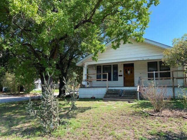 340 Ackerman St, Rockdale, TX 76567 (#3060153) :: First Texas Brokerage Company