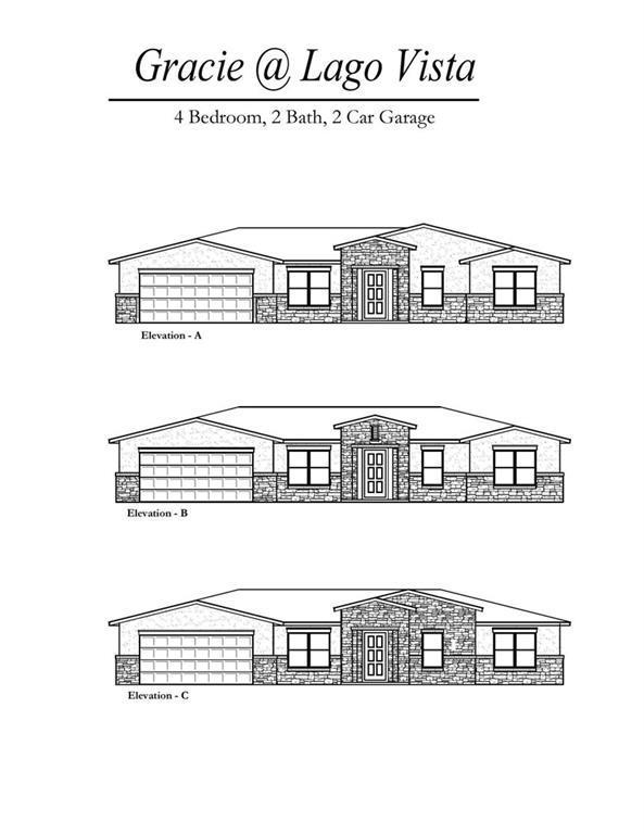 3635 High Mountain Dr, Lago Vista, TX 78645 (#3078594) :: Realty Executives - Town & Country