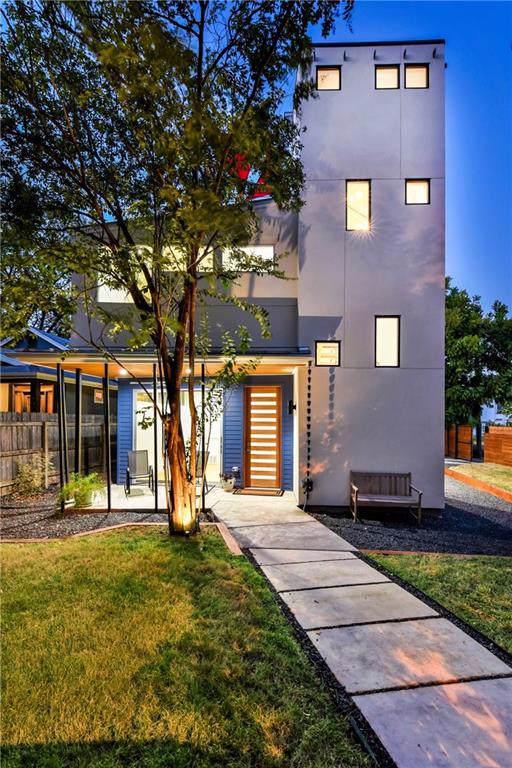 700 W Mary St #1, Austin, TX 78704 (#3090292) :: Lauren McCoy with David Brodsky Properties