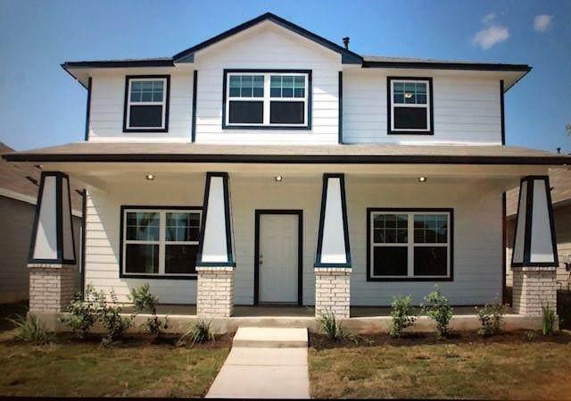 115 Eagle Lake Dr, Hutto, TX 78634 (#3103240) :: Ben Kinney Real Estate Team