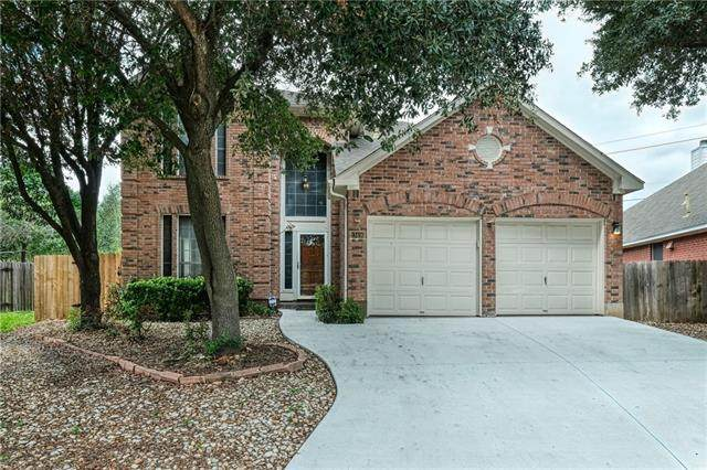 13416 Caballero Cv, Austin, TX 78727 (#3106741) :: Lancashire Group at Keller Williams Realty