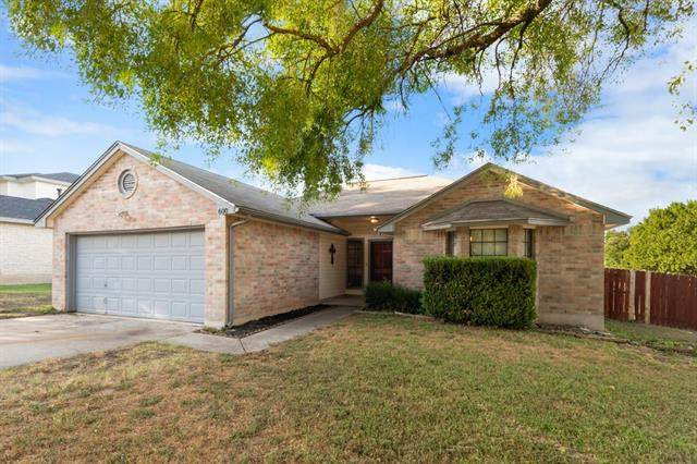600 Rolling Meadow Dr, Pflugerville, TX 78660 (#3117700) :: RE/MAX Capital City
