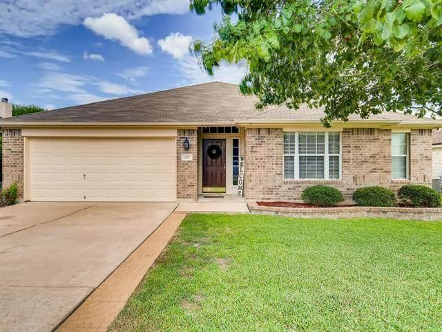102 Lone Star Blvd, Hutto, TX 78634 (#3143473) :: Azuri Group | All City Real Estate