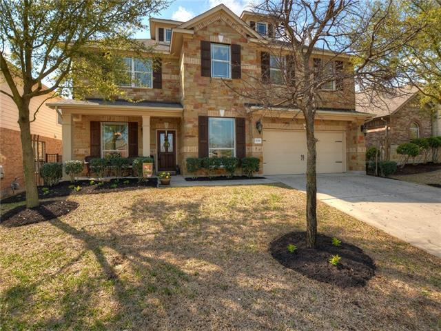 1729 Woodvista Pl, Round Rock, TX 78665 (#3145532) :: The Gregory Group