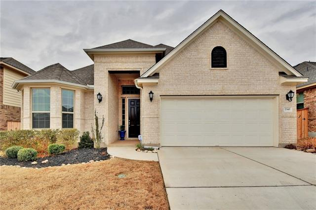 2345 Broken Wagon Dr, Leander, TX 78641 (#3173182) :: The ZinaSells Group