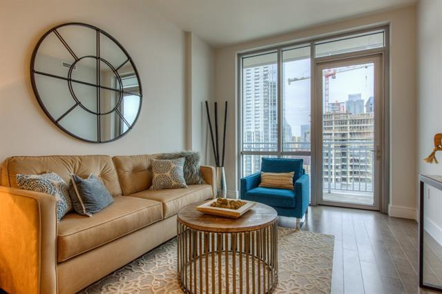 222 West Ave #2207, Austin, TX 78701 (#3197539) :: Forte Properties