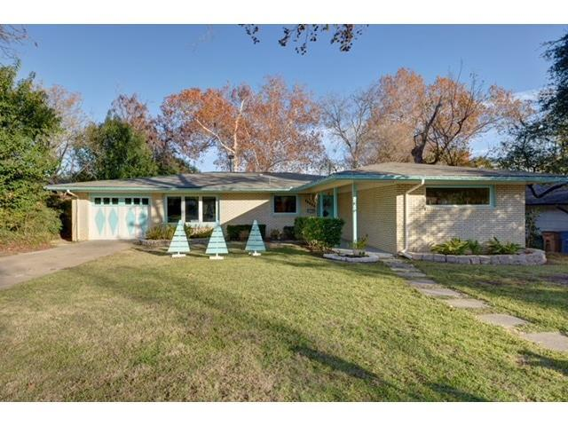 5003 N Fresco Dr, Austin, TX 78731 (#3206555) :: Papasan Real Estate Team @ Keller Williams Realty