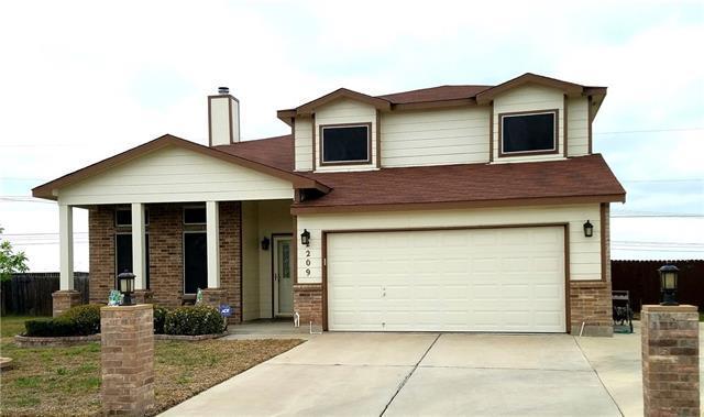 2209 Napier Dr, Killeen, TX 76542 (#3227592) :: Forte Properties