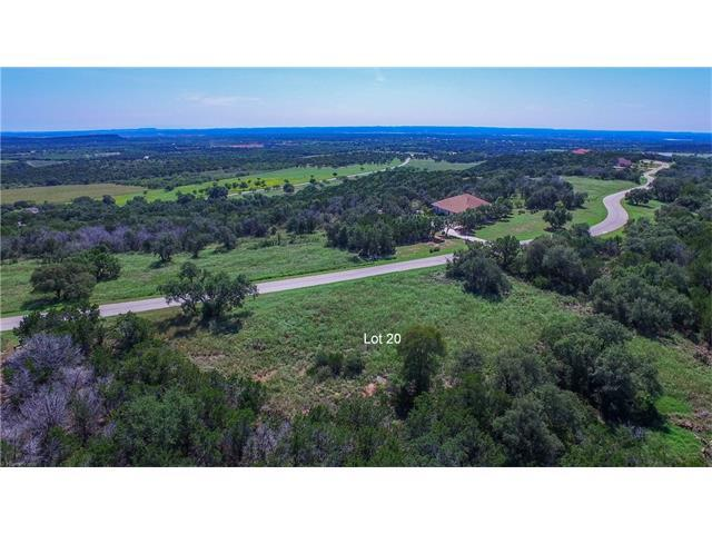 120 Sandstone Rdg, Marble Falls, TX 78654 (#3236731) :: The ZinaSells Group