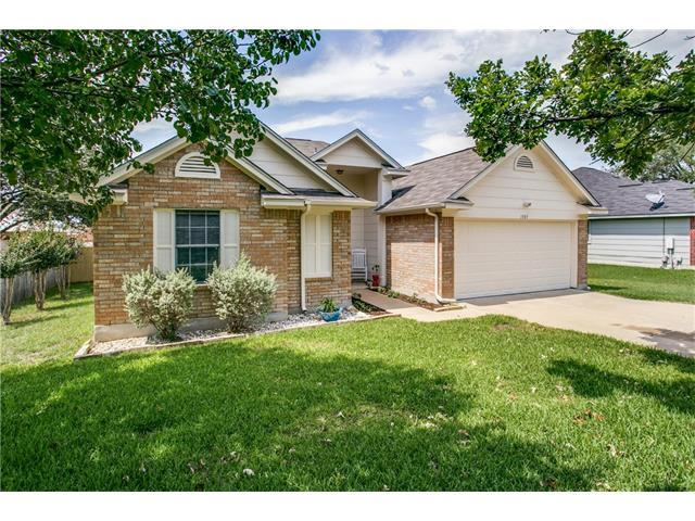 1809 Greening Way, Leander, TX 78641 (#3244196) :: Austin International Group LLC