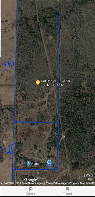 142 Donlee Dr, Cedar Creek, TX 78612 (#3244197) :: The Heyl Group at Keller Williams