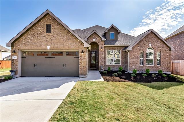 532 Blue Agave Ln, Georgetown, TX 78626 (#3244571) :: Forte Properties