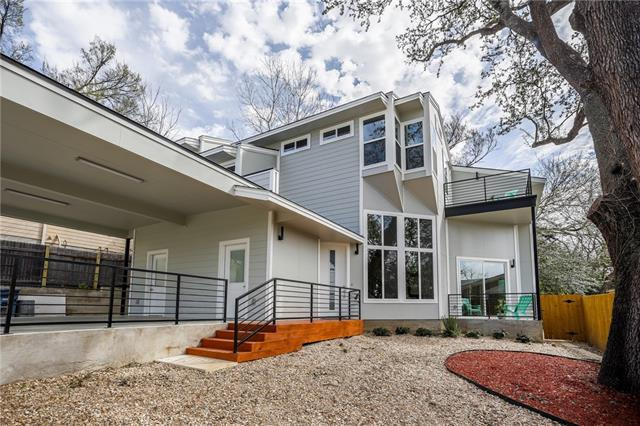 1105 Mason Ave A, Austin, TX 78721 (#3256116) :: KW United Group