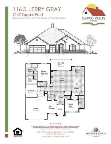 116 S Jerry Gray, Blanco, TX 78606 (#3282776) :: Forte Properties