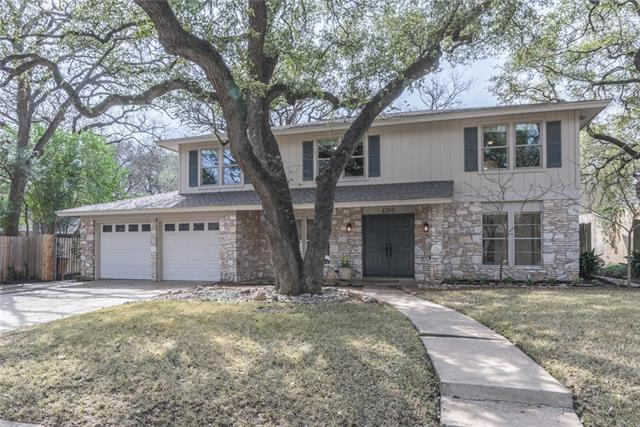 4203 Gnarl Dr, Austin, TX 78731 (#3302584) :: Austin Portfolio Real Estate - Keller Williams Luxury Homes - The Bucher Group
