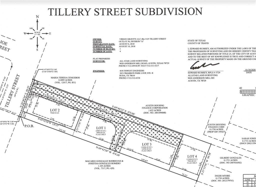 1125 Tillery St - Photo 1