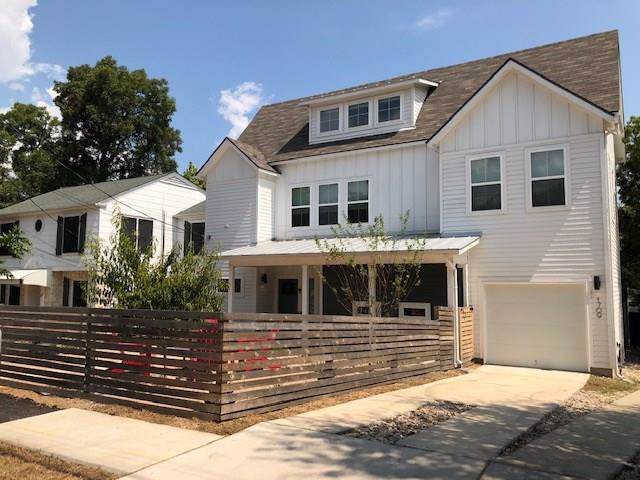 1709 Poquito St A, Austin, TX 78702 (#3309078) :: The Heyl Group at Keller Williams