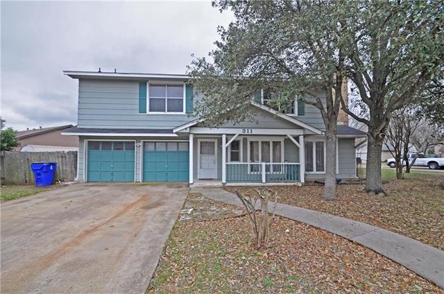 311 Oakridge Pass, Cedar Park, TX 78613 (#3318646) :: Magnolia Realty