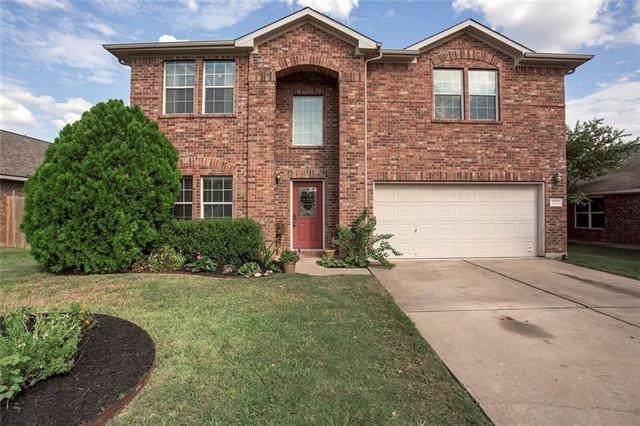 122 Castle Dr, Hutto, TX 78634 (#3337533) :: Azuri Group | All City Real Estate