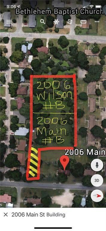 2006 Wilson St B, Bastrop, TX 78602 (#3342594) :: Azuri Group | All City Real Estate