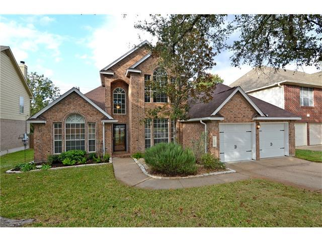 2408 Falcon Dr, Round Rock, TX 78681 (#3365481) :: Watters International