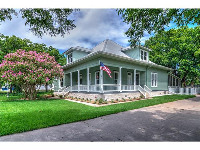 208 E Live Oak St, Hutto, TX 78634 (#3374023) :: Forte Properties