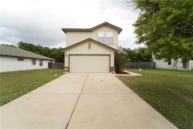 306 Delby St, Hutto, TX 78634 (#3408229) :: RE/MAX Capital City