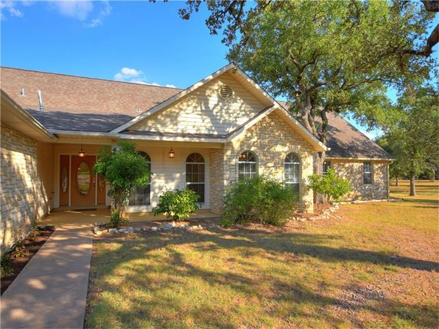 307 Delaware Springs, Burnet, TX 78611 (#3415634) :: The ZinaSells Group