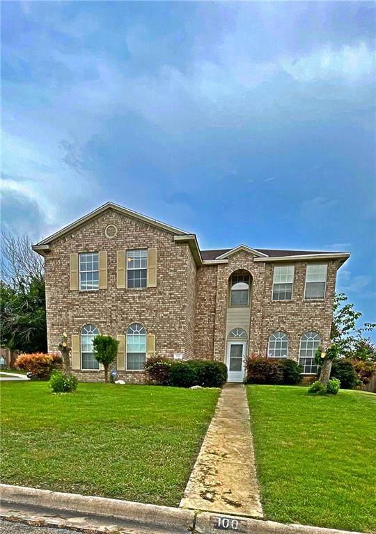 100 Harvest Loop, Harker Heights, TX 76548 (MLS #3441542) :: Brautigan Realty