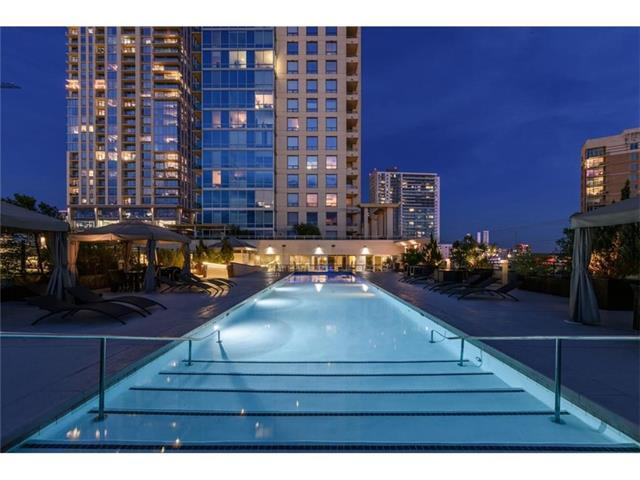 300 Bowie St #705, Austin, TX 78703 (#3483479) :: KW United Group