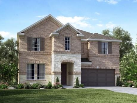 2304 Lone Spur Cv, Round Rock, TX 78665 (#3529736) :: The Heyl Group at Keller Williams