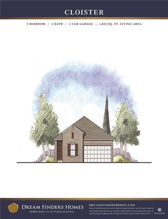 202 Cold Spring Loop, Bastrop, TX 78602 (MLS #3551197) :: Brautigan Realty