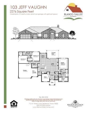 103 Jeff Vaughn, Blanco, TX 78606 (#3615481) :: Forte Properties