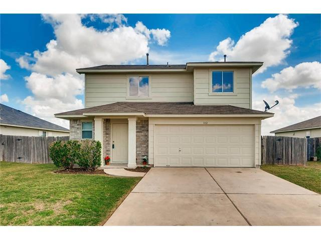 102 Lightfoot Ct, Hutto, TX 78634 (#3620546) :: Forte Properties