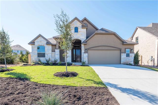 2805 Rabbit Creek Dr, Georgetown, TX 78626 (#3621451) :: Kevin White Group