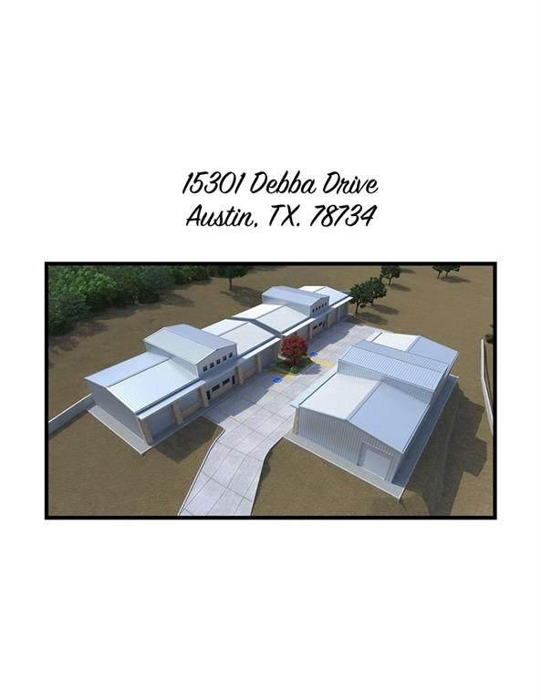 15301 Debba Dr, Austin, TX 78734 (#3625628) :: R3 Marketing Group