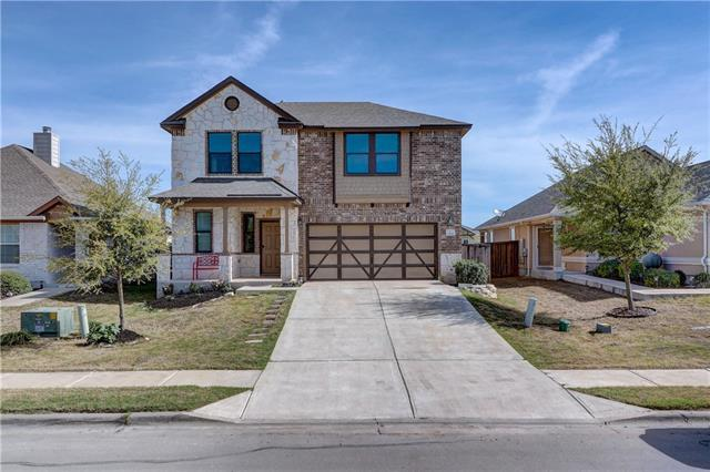 13832 Fallsprings Way, Manor, TX 78653 (#3626106) :: The Gregory Group