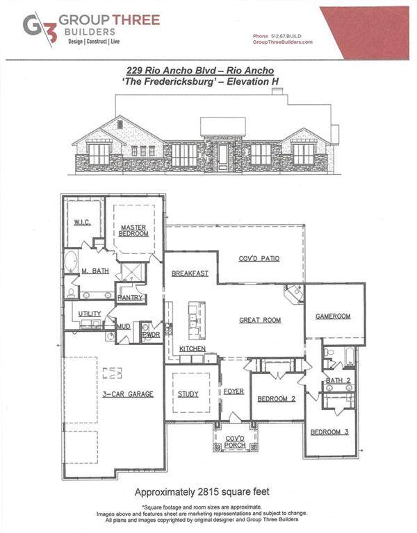 229 Rio Ancho Blvd, Liberty Hill, TX 78642 (#3652819) :: The Perry Henderson Group at Berkshire Hathaway Texas Realty