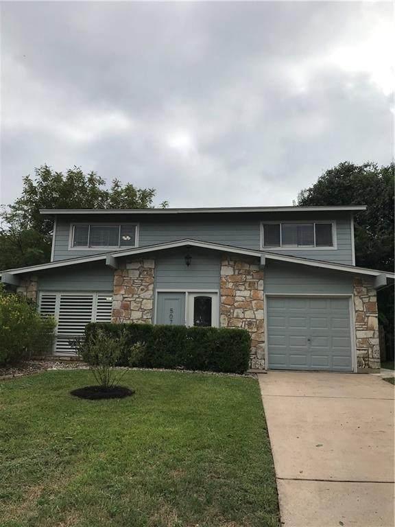 507 Arbor Ln, Austin, TX 78745 (#3658855) :: Front Real Estate Co.