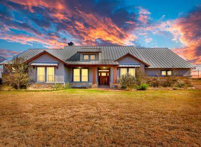 15610 Lund Carlson Rd, Coupland, TX 78615 (#3669254) :: Papasan Real Estate Team @ Keller Williams Realty