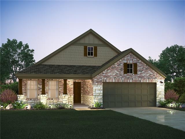 432 Granite Rock Ln, Georgetown, TX 78628 (#3677284) :: Austin International Group LLC